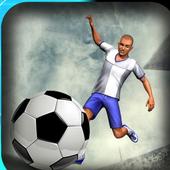 Snow Soccer League 2016 icon