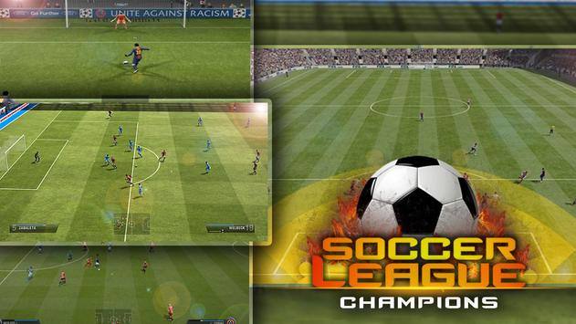 Soccer League Champions 2016 apk screenshot