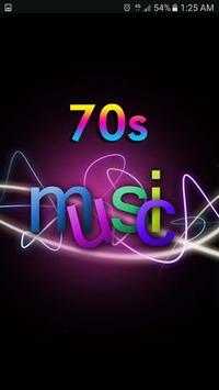 Musica de los 70 poster