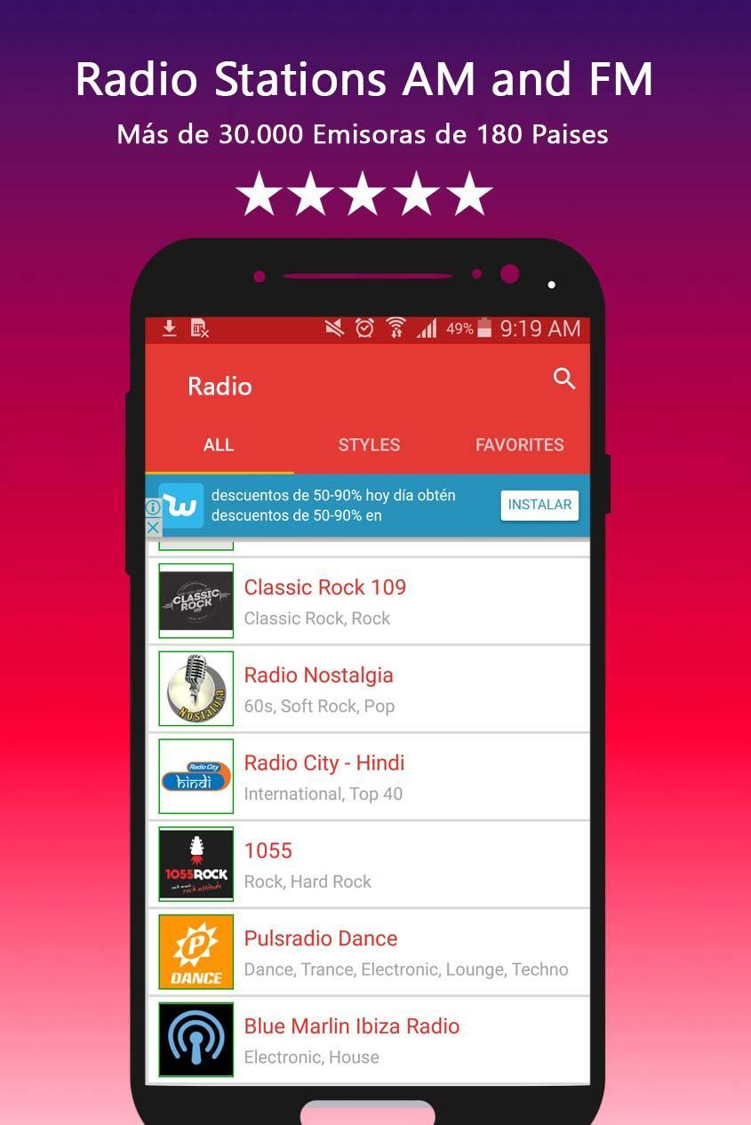 Radio for Samsung S9 for Android - APK Download