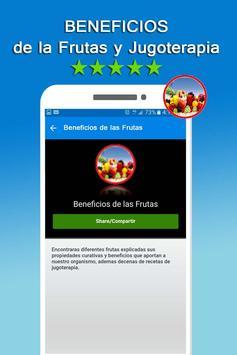 Beneficios de las Frutas screenshot 3