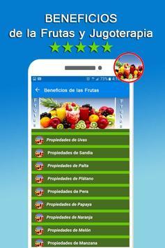 Beneficios de las Frutas screenshot 1