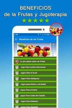 Beneficios de las Frutas screenshot 2
