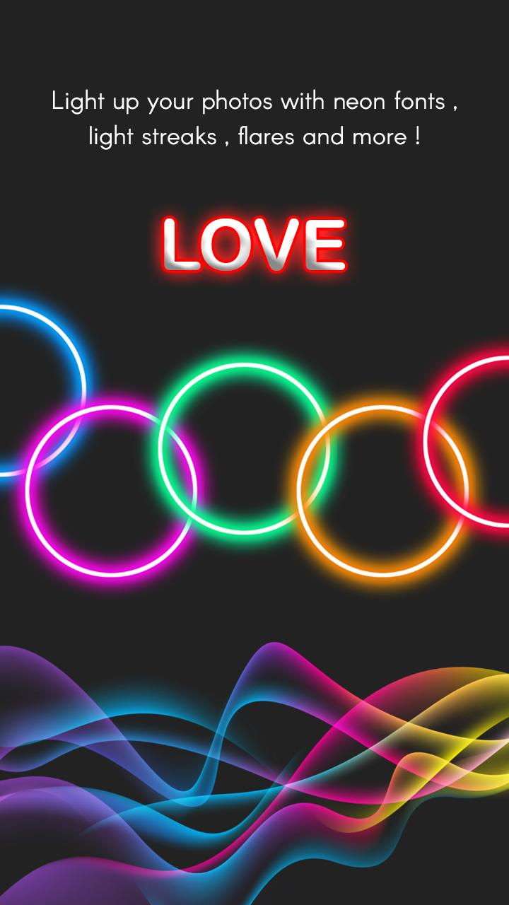 Neon Effect - Photo Editor for Android - APK Download