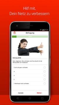 Vodafone SpeedTest apk screenshot