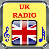 UK Online Radio icon