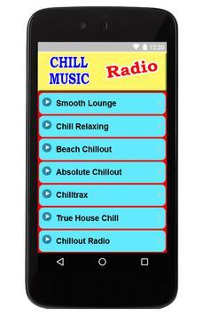Chill Music Radio Online apk screenshot