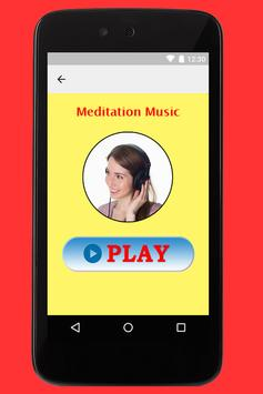 Meditation Music Radio Stations apk screenshot