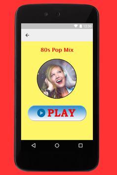 Musica Pop de los 80 screenshot 1
