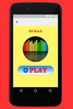 80s 90s Rock Music Radio Free apk screenshot