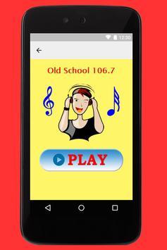 Old School Music Radio screenshot 1