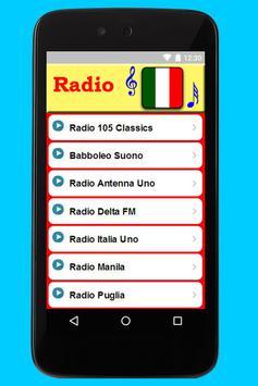 Radio Italy Live poster