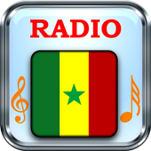 Senegal Radio Live icon