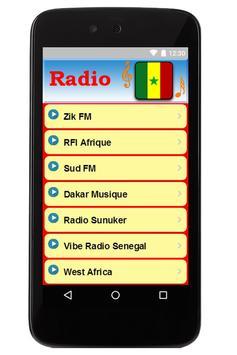 Senegal Radio Live poster