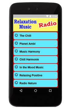 Relaxation Music Free Radio poster