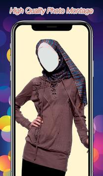 Datin Hijab Photo Montage screenshot 7