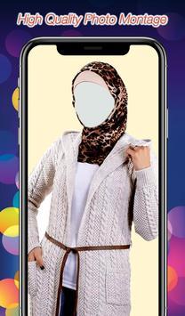 Datin Hijab Photo Montage screenshot 1