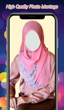 Datin Hijab Photo Montage screenshot 2