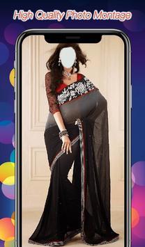 Extraordinary Saree Photo Montage screenshot 11