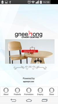 Gnee Hong Furniture poster