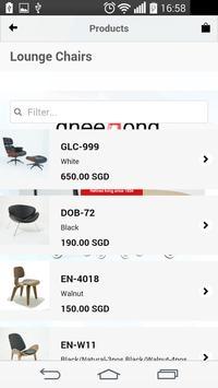 Gnee Hong Furniture apk screenshot