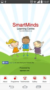 SmartMinds Learning Centre poster