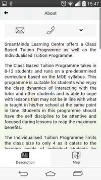 SmartMinds Learning Centre screenshot 1