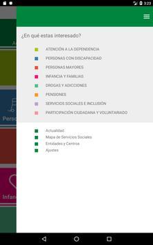 Servicios Sociales de Andalucía screenshot 5