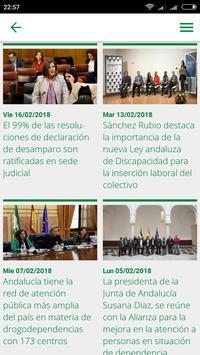 Servicios Sociales de Andalucía screenshot 2