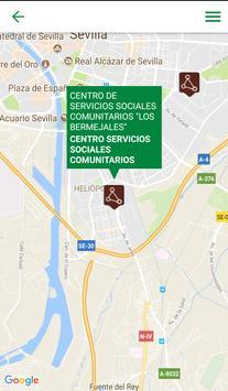 Servicios Sociales de Andalucía screenshot 3