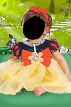 Baby Princess Photo Editor screenshot 4