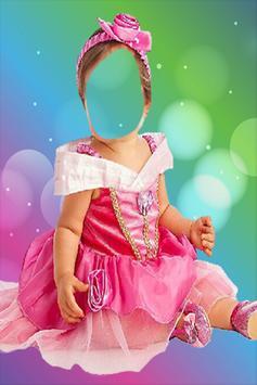 Baby Princess Photo Editor poster