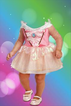 Baby Princess Photo Editor screenshot 1