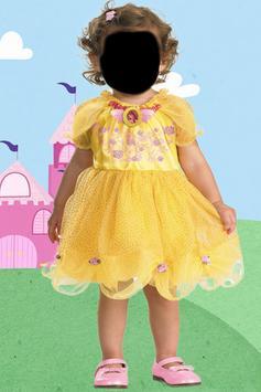 Baby Princess Photo Editor screenshot 2