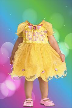 Baby Princess Photo Editor screenshot 3