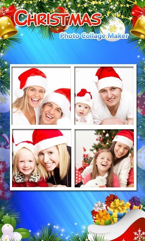 christmas photo collage maker apk download free photography app