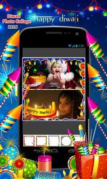 Diwali Photo Collage Maker2017 poster