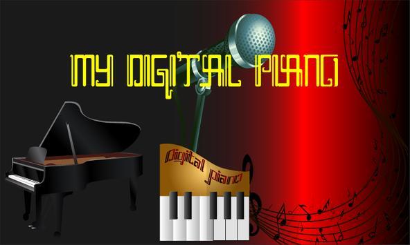 Digital Piano screenshot 1