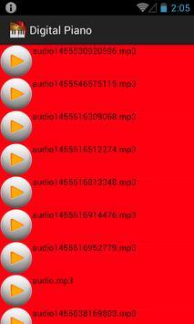 Digital Piano screenshot 2