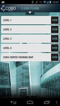 COBO Center screenshot 4