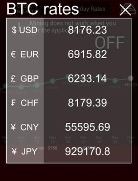 Bitcoin PRO screenshot 1
