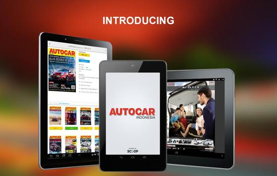 Autocar Indonesia poster