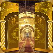 Mosque Door Lock icon