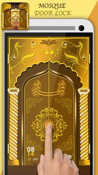 Mosque Door Lock apk screenshot