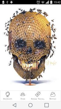 Honey by El Hac poster