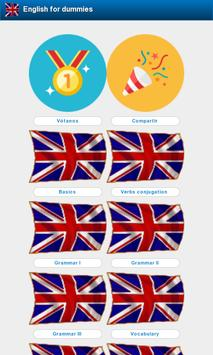 English for beginners poster