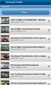 Hoverboard Training apk screenshot
