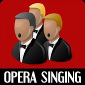 Opera singing lessons icon