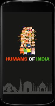 Humans of India poster