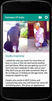 Humans of India screenshot 2